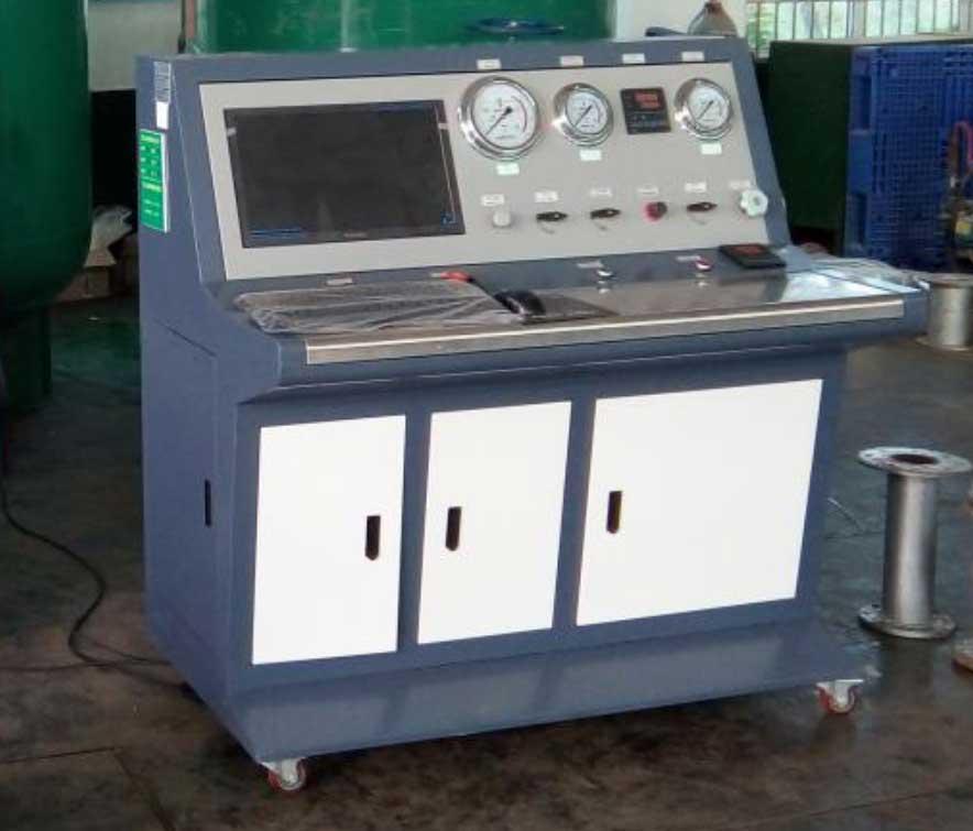 储气罐耐压爆破试验机—汽车储罐水压爆破试验机
