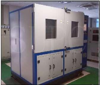 步入式大型换热器脉冲测试台-大型换热器脉冲测试台