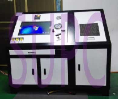 塑料PPR管耐水压爆破试验机 塑料管静液压试验机