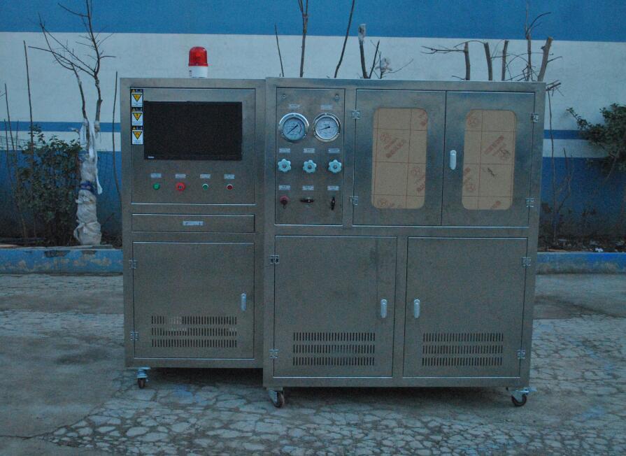 过滤器静压爆破(水锤脉冲)试验机—滤芯壳体静压(水锤爆破)爆破试验机