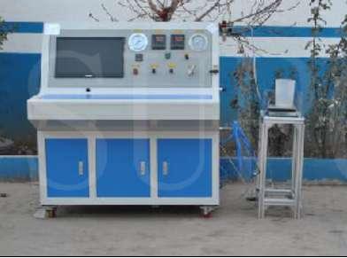 瓶体外测法水压试验机|罐体外压水压试验机|氧气瓶水压试验机