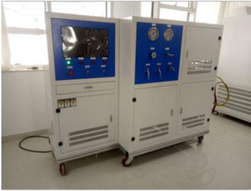 塑料泵耐水压力爆破试验机|泵体水压爆破机
