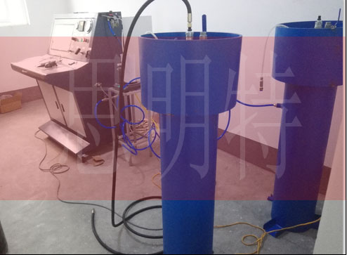 氧气钢瓶水压试验机-禁油钢瓶残余变形量水压试验机