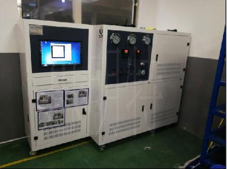 换热器压力脉冲试验机-散热器管件压力循环测试台