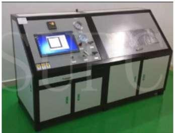 空调膨胀阀耐水压爆破试验机-膨胀阀水压爆破试验机