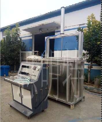 化工危险品包装气密性试验机-危险品包装气体检漏机