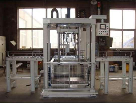 缸体气密封试验机-发动机壳体气密性试验机
