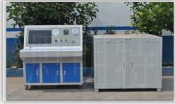 汽车储罐水压爆破试验机——空气储罐水压强度试验机