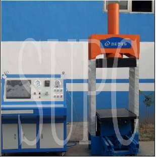 流量计外壳水压测试台-流量计筒体水压试验机