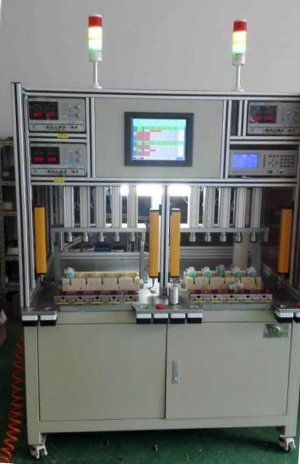 汽车灯具气密性测试台-转向灯气密性试验机