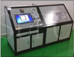 液压软管耐压强度试验机—液压支架软管耐压爆破测试台