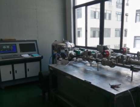 轴承冷水道水压测试系统-壳体水冷道水压密封性试验机