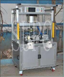 铸件体气密性测试台--铝壳体水检试验机