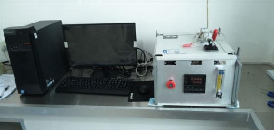 口罩通气阻力测试仪