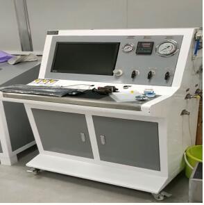 航空液压接插件耐压强度试验机—航空插头泄流量测试台