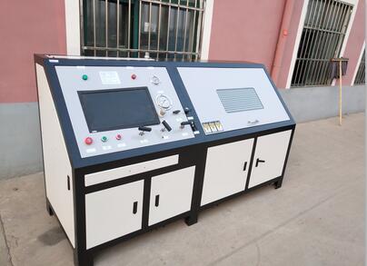 波纹管耐水压爆破试验机|思明特波纹管水压气密机