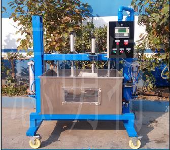 标题:汽车水壶密封性试验机|膨胀水箱气密性测试台