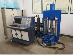防爆电机壳体水压试验机 电机端盖壳体水压试验机 壳体水压试验机