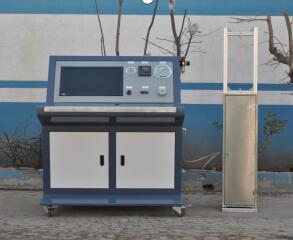 制动管膨胀变形量水压测试台|刹车管膨胀量水压试验机