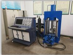 防爆电机壳体水压测试台|防爆灯具壳体水压试验机
