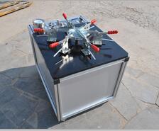 呼吸阀校验台 罐车呼吸阀测试台 便携式呼吸阀校验台