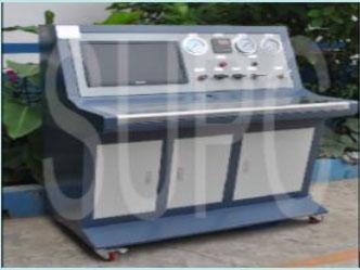 压力容器水压试验机|压力容器水压爆破机