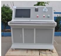 不锈钢卡压式管件气密性测试台 卡压式管件气压试验机