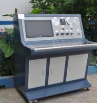 卡压式管件真空负压试验机|卡压式接头真空试验机