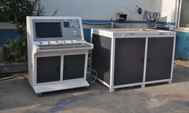 塑料膜壳耐水压测试台|膜壳水压爆破试验机