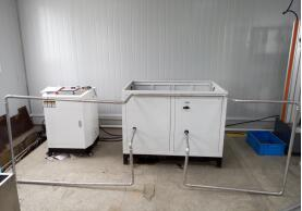 卡压式管件温度变化试验机|不锈钢薄壁管冷热循环测试台