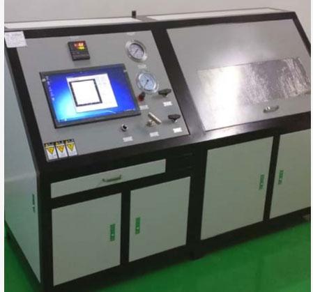 水冷板水压爆破试验机|水冷板耐水压强度试验机|流阻测试台