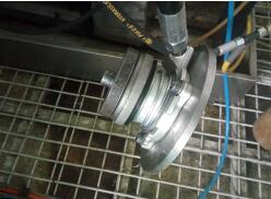 液压离合器耐压爆破试验机|液压分离器耐液压爆破机