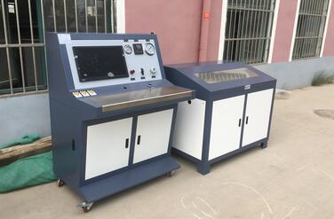 过滤器水压爆破试验机|滤水器液压强度测试台6Mpa