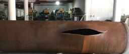 焊接管水压爆破试验机|螺旋钢管水压强度爆破试验机