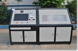 透气膜耐水压测试台|防爆阀透气膜水压爆破试验机
