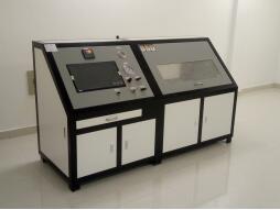 散热器耐水压爆破试验机|散热器静压强度试验机