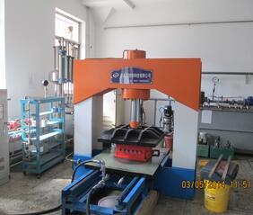 防爆外壳水压控制台|隔爆电器外壳耐水压测试台