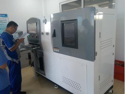 空调铜管水压试验机|铜管耐水压爆破测试台