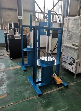 混凝土砌块孔压测试台|水泥块孔压试验机