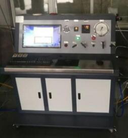 防喷器阀门水压试验机 井口阀门水压测试台 压力认证