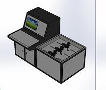 液位计水压试验台|液位计压力测试台