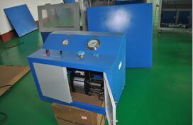 燃气汽车管路气密性测试台|CNG燃气管路密封性测试台