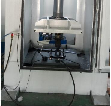 空气弹簧气密性爆破试验机|弹簧载荷外径测试台|耐水压爆破机