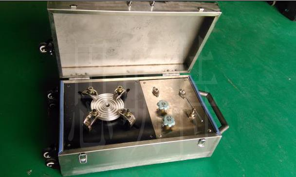 便携式安全阀离线校验台/小型安全阀测试台