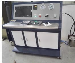 复合管材耐水压测试台|缠绕管水压爆试验机