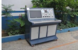 氢气管路气密性测试台|加氢站气密性试压机