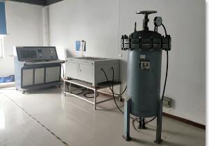 氢气管路水压强度试验机 加氢管路水压强度测试台