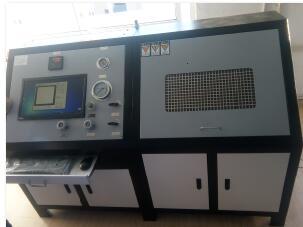 空调膨胀阀耐压爆破试验机|膨胀阀水压强度试验机|水压密封性