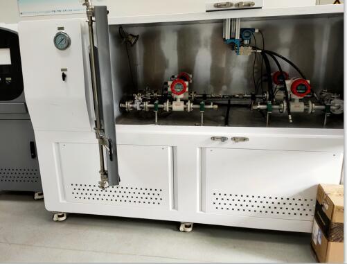 水冷板流阻试验机|水冷板压力流阻压差试验机