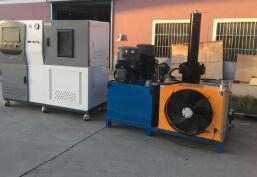动作筒压力脉冲试验机 动作筒水锤测试台